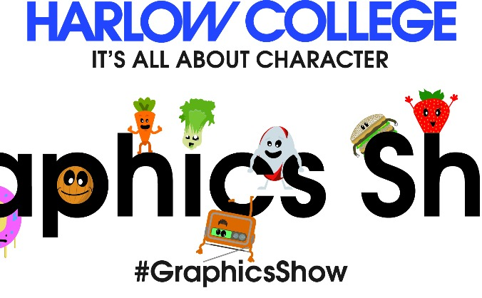 Harlow College: End Of Year Graphics Show