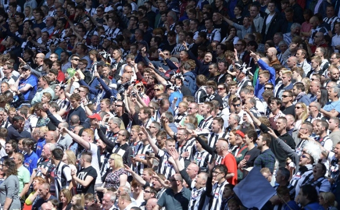 Help Grimsby Town achieve Operation Promotion