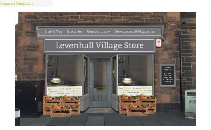 Re-open Levenhall Community Store