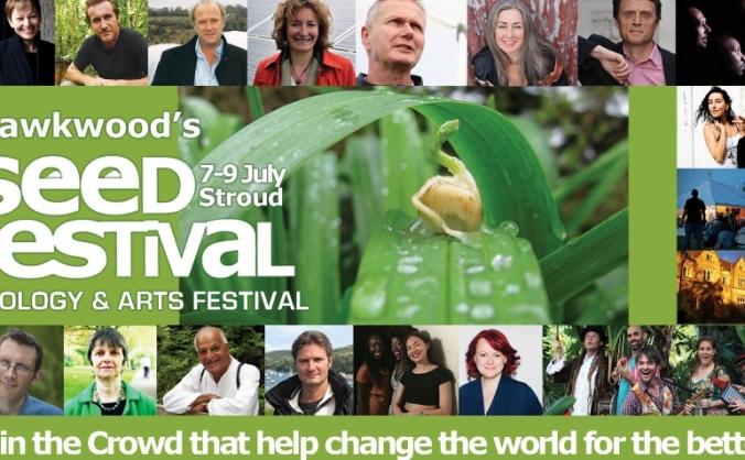 Hawkwood's Seed Festival - Ecology & Arts