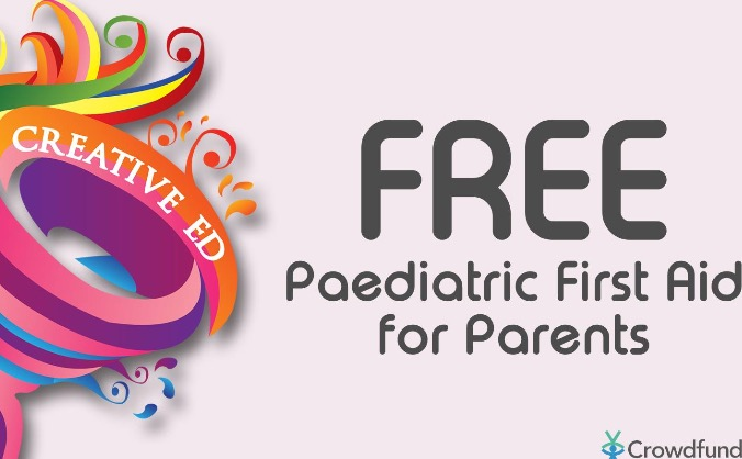 Free Paediatric First Aid for Parents