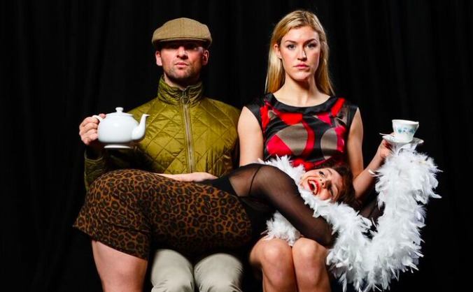 TASTE - a dance theatre show for rural venues.