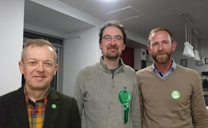 CHESHIRE EAST GREEN PARTY CANDIDATES CROWDFUNDER