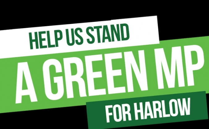 A Green MP for Harlow