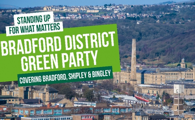 Bradford Green Party Election Fighting Fund
