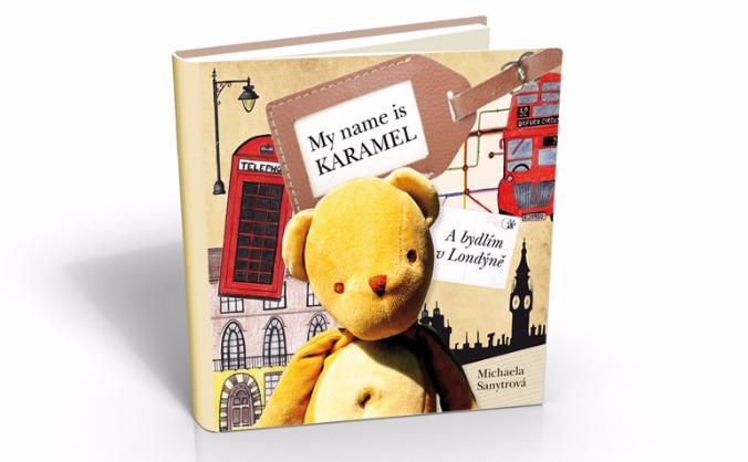 Czech-English children's book
