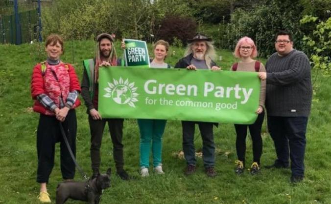 Green Party deposits 4 Burnley, Pendle +Rossendale
