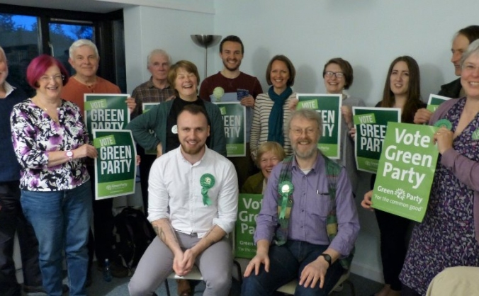 MK Green Party General Election Fund 2017