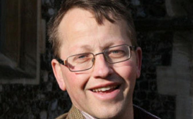 Marc Scheimann - Luton South Green Party Candidate