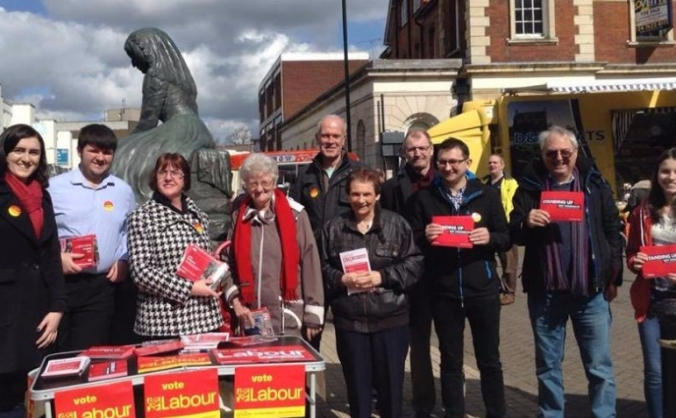 Nuneaton Labour Election Fighting Fund