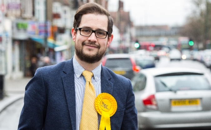 Alasdair Hill 4 Hendon Lib Dem #NoHardBrexit Fund