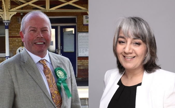 Ealing Green Party 2017 Election Campaign