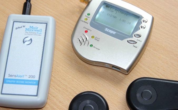 Muir Maxwell Trust Epilepsy Alarms 2015