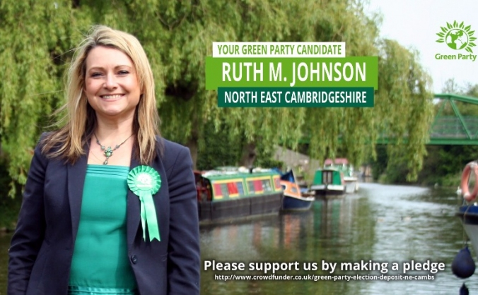 Green Party Election Deposit NE Cambs