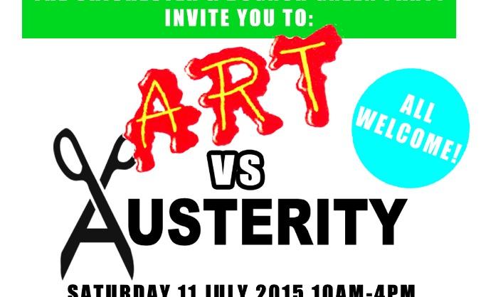 ART VS AUSTERITY
