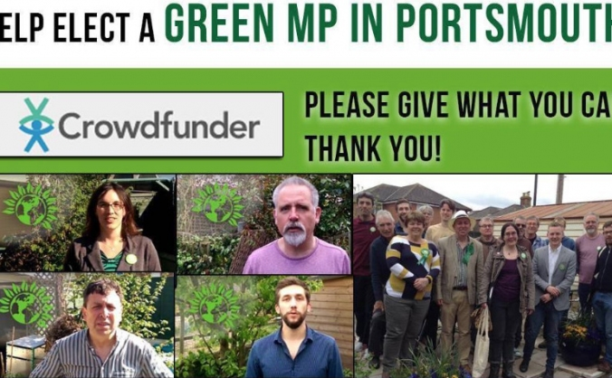 Help elect a Green in Portsmouth