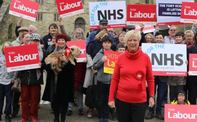 Bexhill & Battle Labour SNAP General Election Fund
