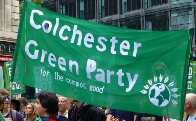 Colchester  Green Party Election Deposits