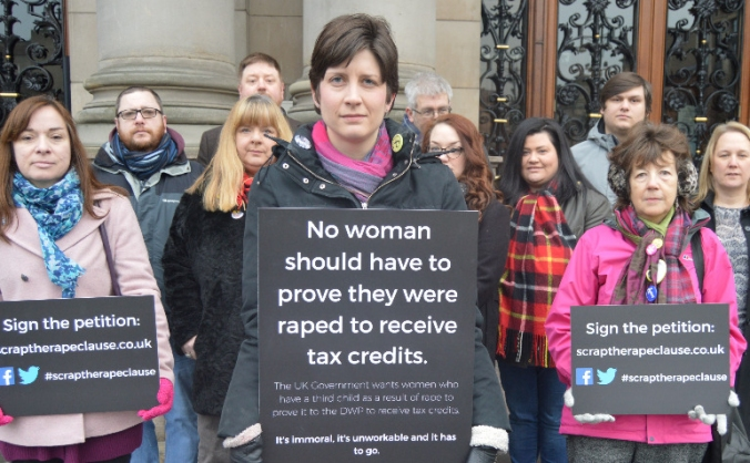 Re-elect Alison Thewliss for Glasgow Central
