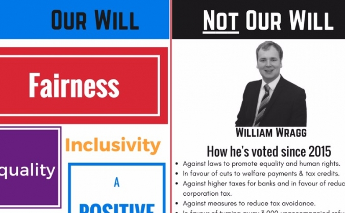 Marple Matters - Get William Wragg out campaign