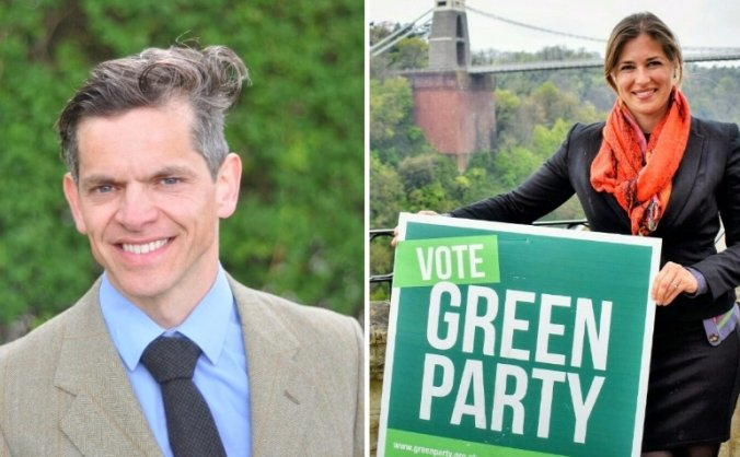 North Somerset Green Party: Election Campaign 2017