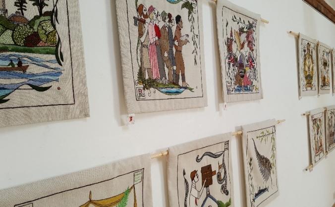 Mount Felix Tapestry Tour