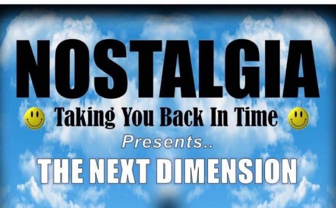 NOSTALGIA - The Next Dimension Event