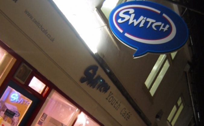 Switch Youth Cafe needs your support.