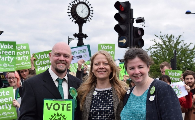 Turn Newham Green!