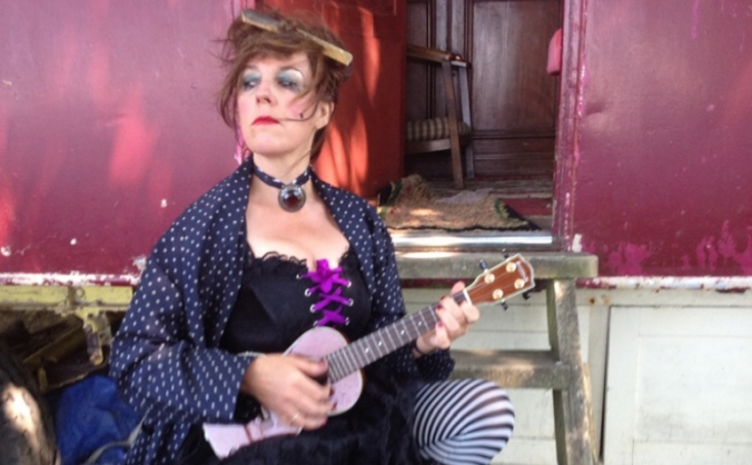 FLEA! - a community ukulele opera