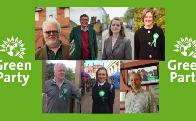 Suffolk Green Party General Election Fund