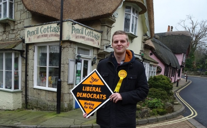 Support Nick Belfitt MP canidate for Isle of Wight