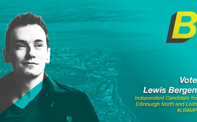 LB4MP: your Candidate for Edinburgh North & Leith.