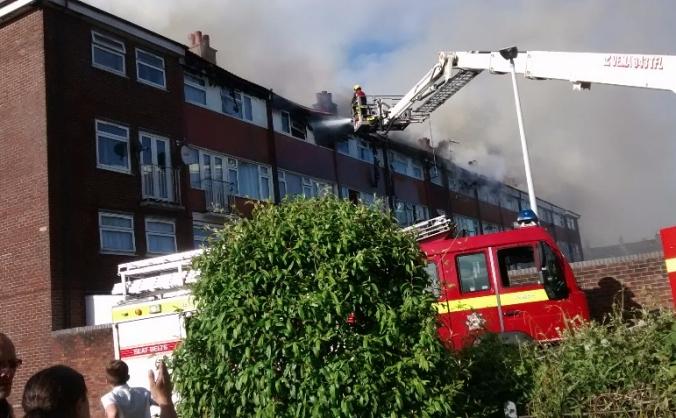Clowance Street Fire Victims
