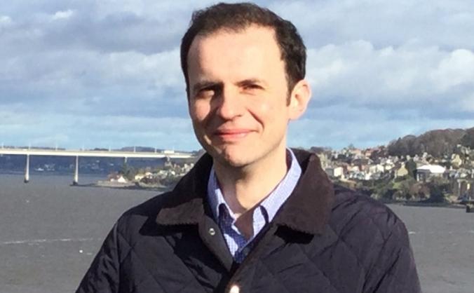 Re-elect Stephen Gethins