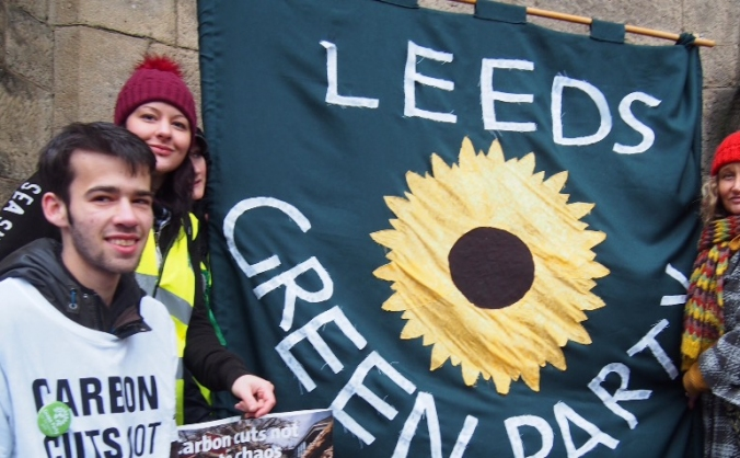 Leeds Green Party General Election Fighting Fund