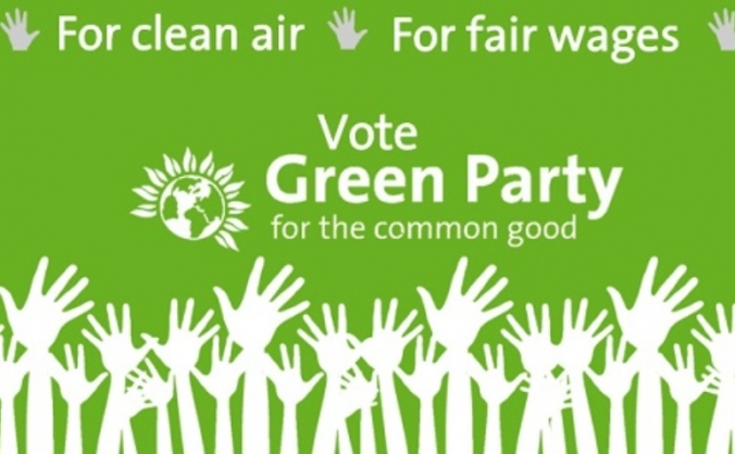 Derbyshire Green Party General Election fund