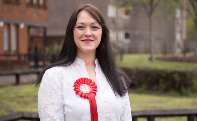 Kate Watson for Glasgow East
