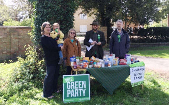 Aylesbury Vale Green Party election 2017
