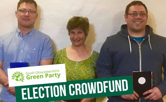 #GE2017: Green Voices in South Gloucestershire