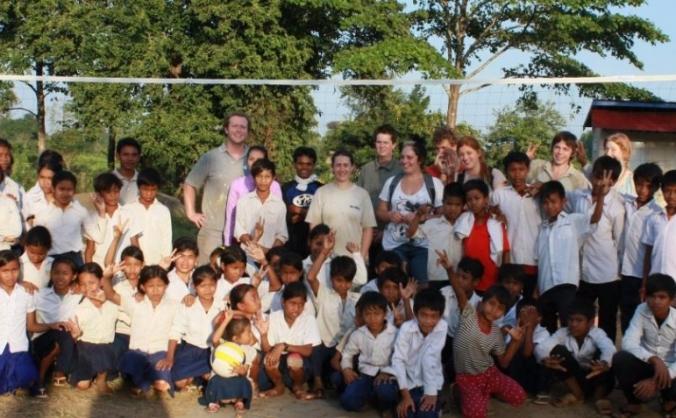 Camp Cambodia Expedition 2016
