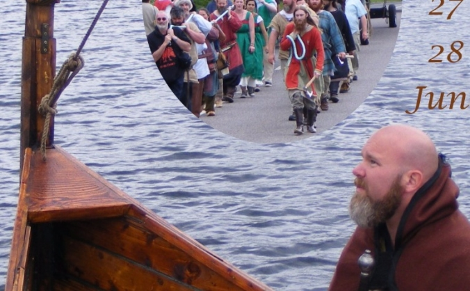 Loch Fyne Viking Festival 2015