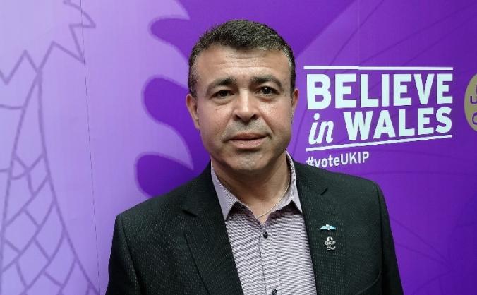 UKIP Election fund Islywn Wales