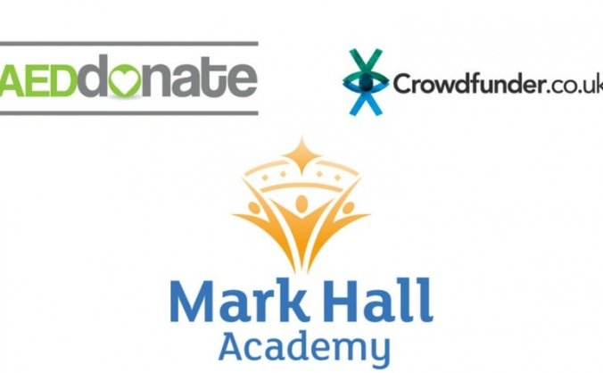 AED for Mark Hall Academy
