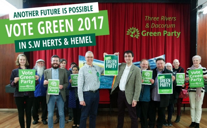 Dacorum and Three Rivers General Election 2017