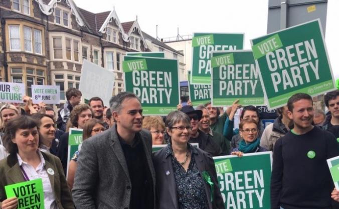 General Election  Tunbridge Wells Green Party.