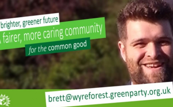 Help elect a Green MP for Wyre Forest