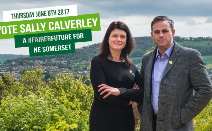 Sally Calverley for North East Somerset