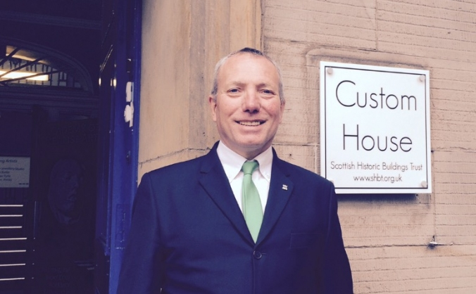 Elect Gordon Munro for Edinburgh North and Leith
