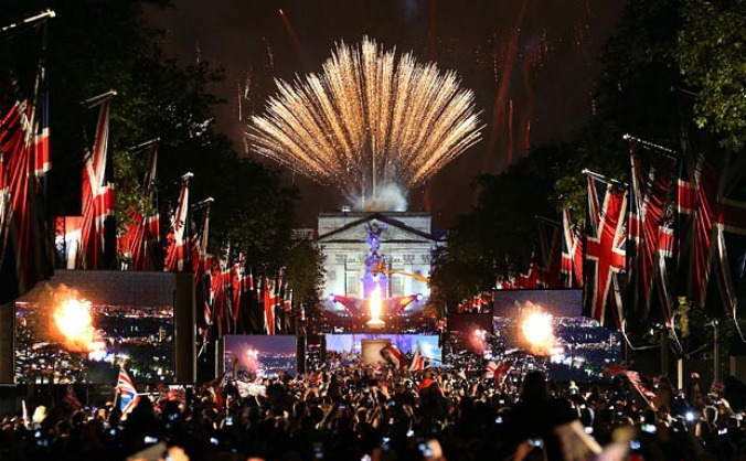 The People's Concert for The Queen 2015